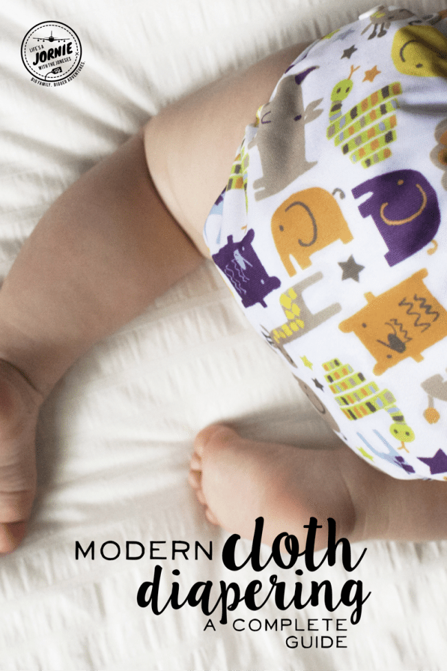 Modern Cloth Diapering – A Complete Guide